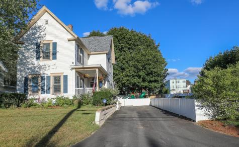45 Woodbine Avenue Manchester NH 03109