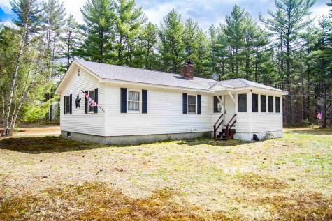 21 Old Mill Road Ossipee NH 03890