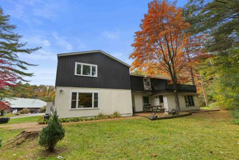 4405 Mountain Road Stowe VT 05672