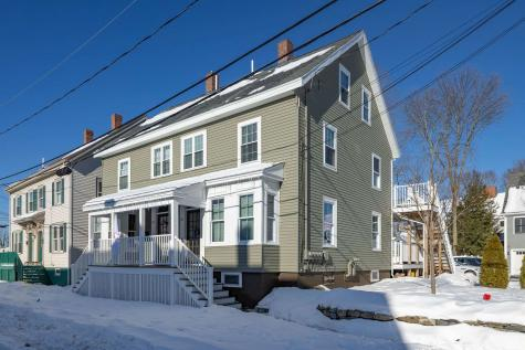 35 Columbia Street Portsmouth NH 03801