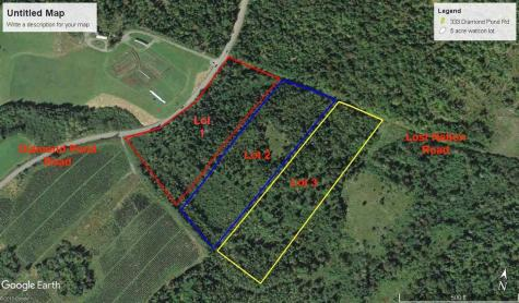 Lot 3 Lost Nation Road Colebrook NH 03576