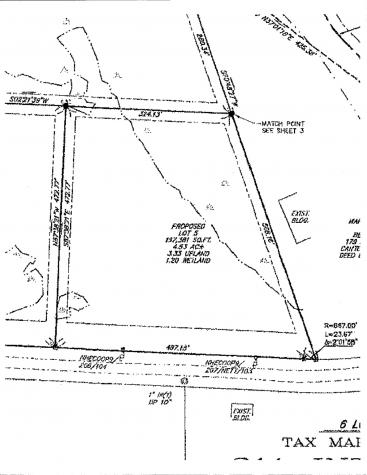 Lot 5 Intervale Road Canterbury NH 03224