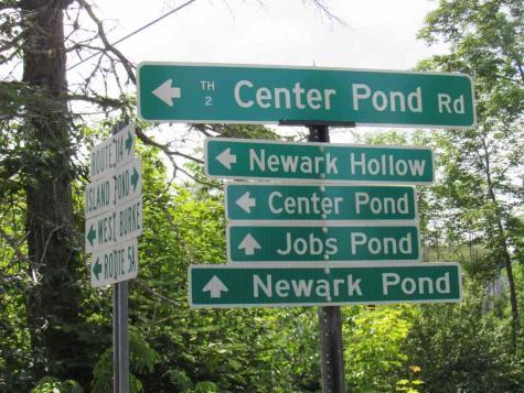 Center Pond Newark VT 05871