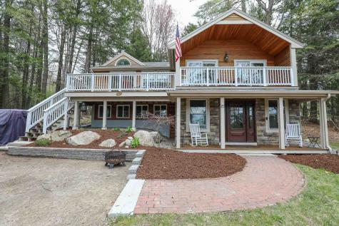 25 Hermit Cove Road Moultonborough NH 03254