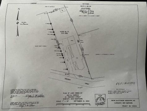 24 Crescent Street Newport NH 03773