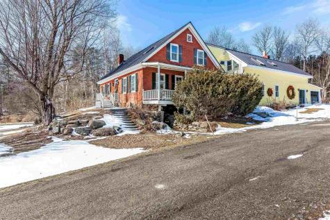 3376 Mountain Road Stowe VT 05672