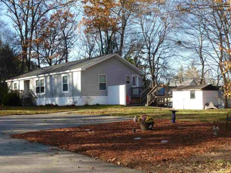 4 Hickory Hill Road Epping NH 03042