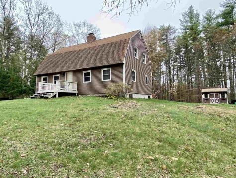 258 Bible Hill Road Hillsborough NH 03244