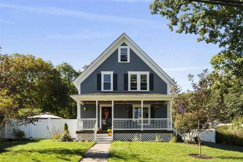 197 Pleasant Street Franklin NH 03235