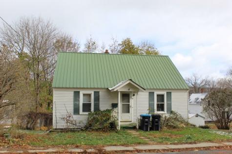 14 Autumn Street Springfield VT 05156