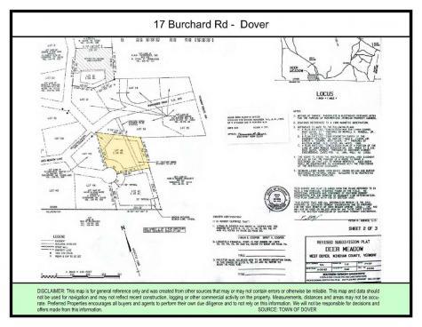 17 Burchard Road Dover VT 05356