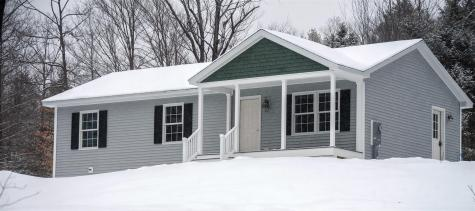 Lot 3 Chickville Road Ossipee NH 03864