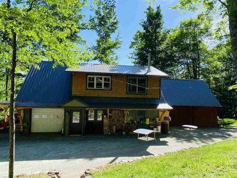 294 Daniels Pond Road Glover VT 05839