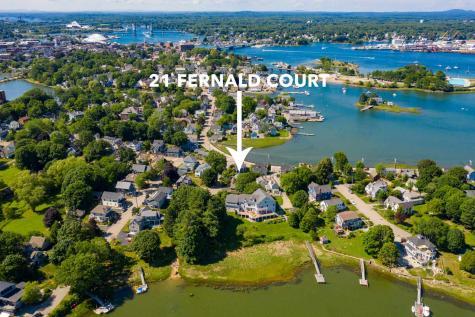 21 Fernald Court Portsmouth NH 03801-5205