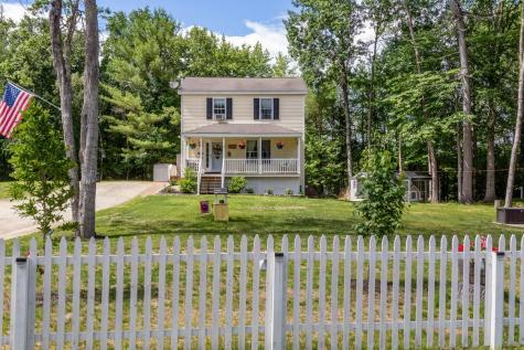 14 New London Drive Webster NH 03303