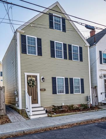 64 Mcdonough Street Portsmouth NH 03801