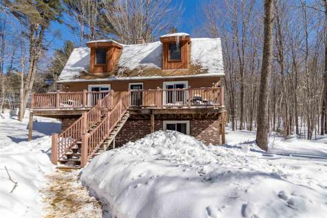 15 Burdett Road Bartlett NH 03845