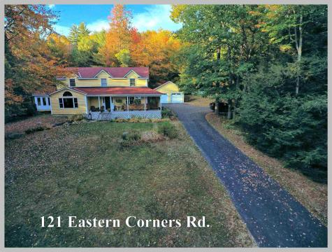 121 Eastern Corners Road Campton NH 03223