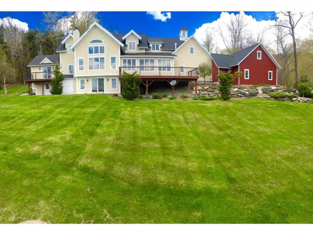 534 Farm Road Fayston VT 05673