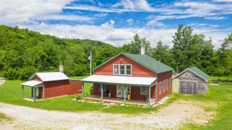 153 Norse Lodge Road Mount Tabor VT 05739