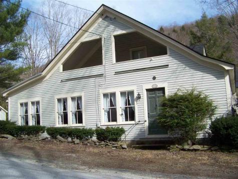 198 Brook Street Rochester VT 05767