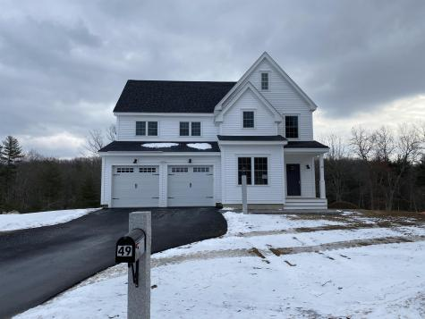 Lot 83 Lorden Commons Londonderry NH 03053