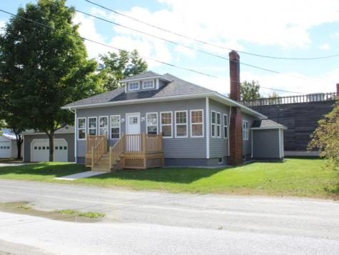 16 Depot Street Enosburg VT 05450