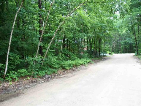 Lot 82 E Street Conway NH 03818