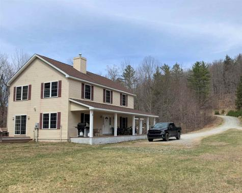 164 Pine View Lane Cavendish VT 05142