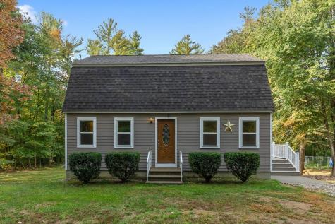 44 Peaselee Crossing Road Newton NH 03858
