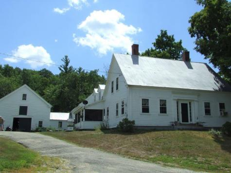182 Brownfield Road Eaton NH 03832