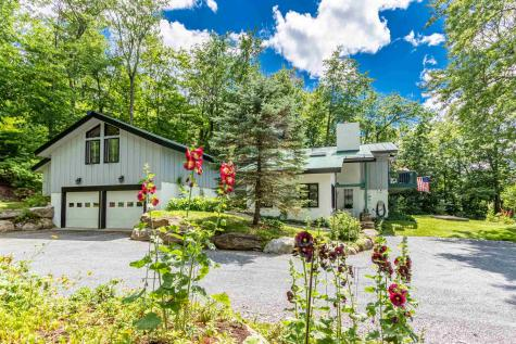 16 Kimball Hill Road Winhall VT 05340