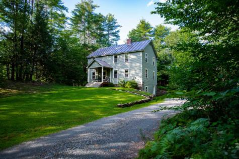 64 Glen Ridge Road Norwich VT 05055