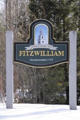 Collins Pond Road Fitzwilliam NH 03447