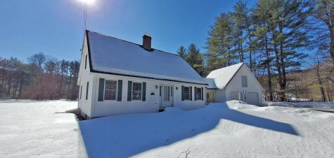 17 Bruce Brook Road Newfane VT 05345