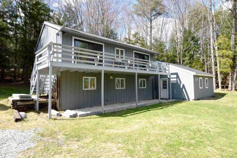 160 Lower Moulton Lane Stowe VT 05672