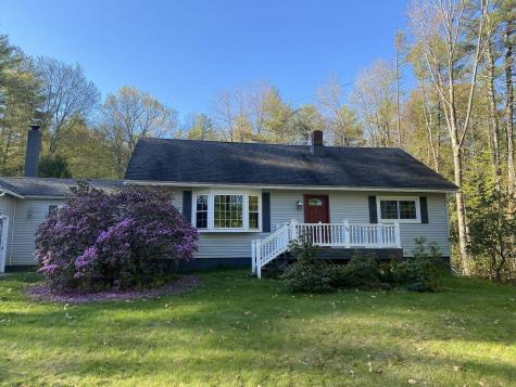 12 Jackson Hill Road Chesterfield NH 03443