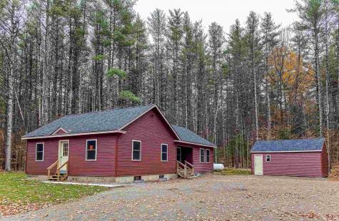 1164 Brownfield Road Conway NH 03813
