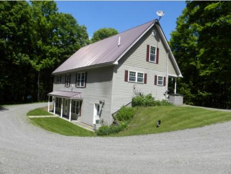 1630 Goodall Road Holland VT 05830