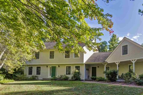 156 Birch Acres Road New London NH 03257