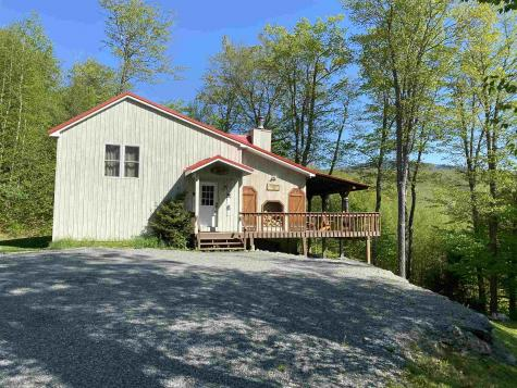 804 Stratton Arlington- with extra lot Road Stratton VT 05360