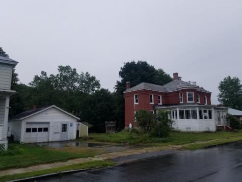 15 Dewey Street Springfield VT 05156