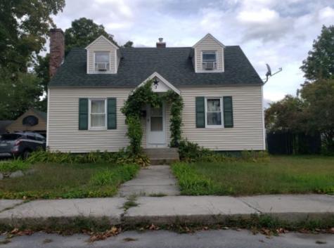 3 Rose Avenue Claremont NH 03743