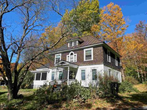 111 Streeter Hill Road Chesterfield NH 03466