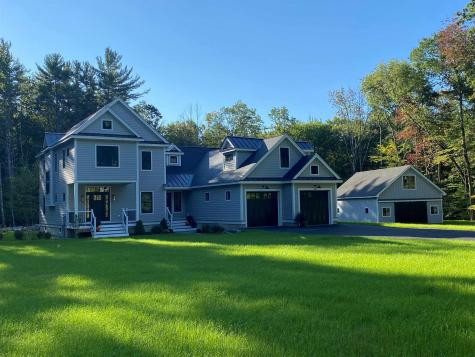 90 Blueberry Hill Lane Gilford NH 03249