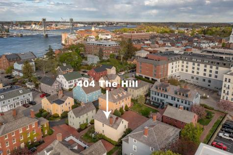 404 The Hill Portsmouth NH 03801