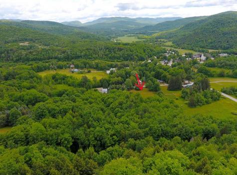 Green Mountain Road Montgomery VT 05470