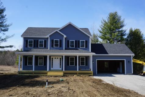 210 Sandy Knoll Road Westford VT 05494