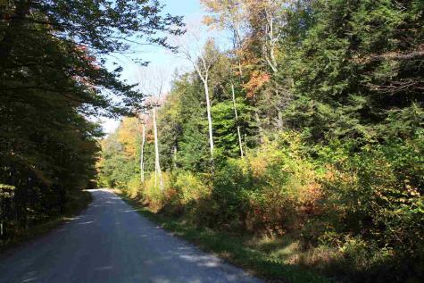 North Hill Road Andover VT 05143