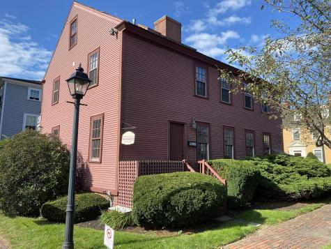 407 The Hill Portsmouth NH 03801
